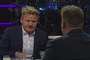 Spill Your Guts or Fill Your Guts - Gordon Ramsay und James Corden