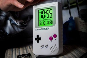 Game Boy Wecker