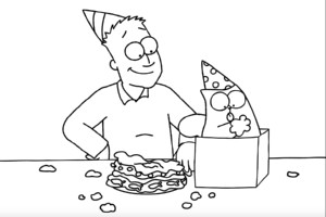 Simon's Cat - Festive Feast & Other Cat Capers Compilation