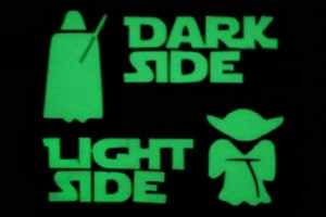 Dark Side Light Side