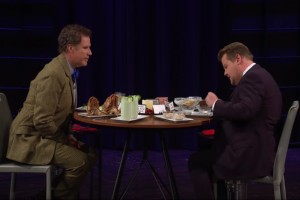 Spill Your Guts or Fill Your Guts - Will Ferrell und James Corden