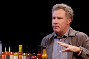 Will Ferrell bei Hot Ones