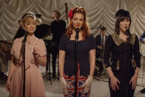 "Wannabe - Spice Girls | Vintage ""Andrews Sisters"" Style Cover by Postmodern Jukebox"