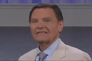 TV Priester Kenneth Copeland gegen Covid-19