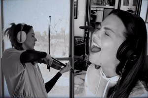 Lindsey Stirling - String Sessions with Amy Lee of Evanescence