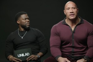 "Kevin Hart und Dwayne ""The Rock"" Johnson Compilation"